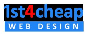 1st4 cheap web design